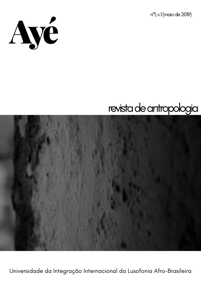 Visualizar v. 1 n. 1 (2019): Ayé: Revista de Antropologia