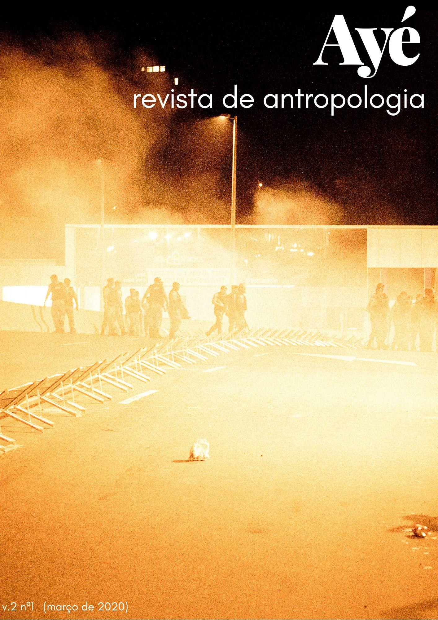 Visualizar v. 2 n. 1 (2020): Ayé: Revista de Antropologia